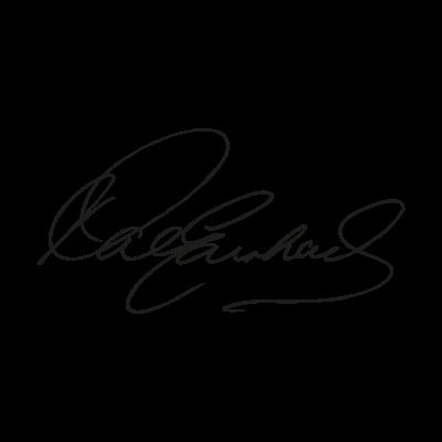 Dale Earnhardt Signature logo vector