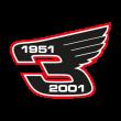 Dale Earnhardt Wings logo vector