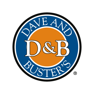Dave And Buster's logo vector