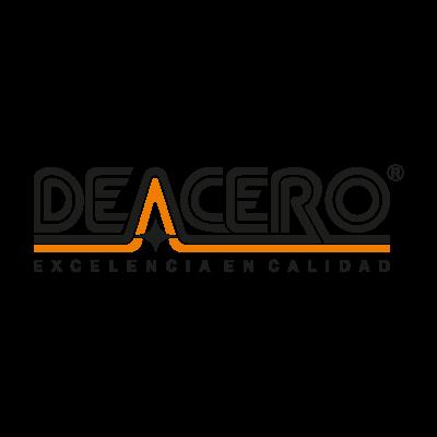 De Acero logo vector