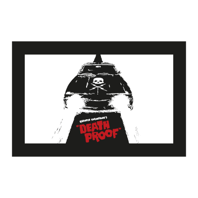 Death Proof logo vector