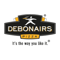 Debonairs Pizza vector logo