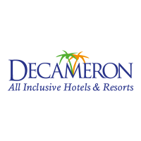 Decameron vector logo