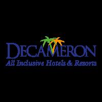 Decameron vector logo