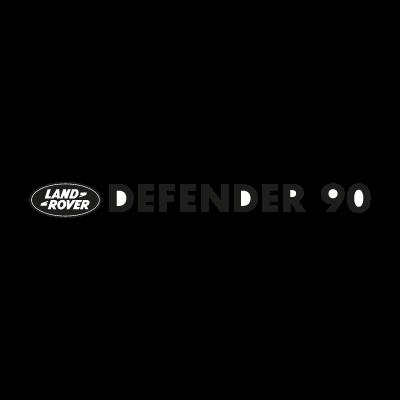 Defender 90 logo vector