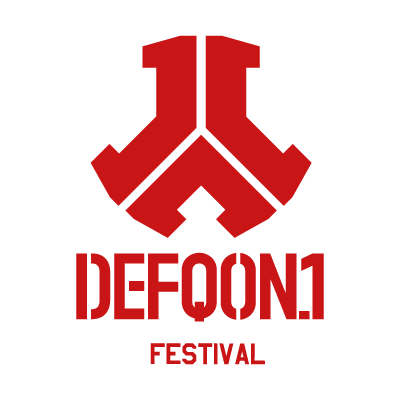 Defqon 1 Festival logo vector