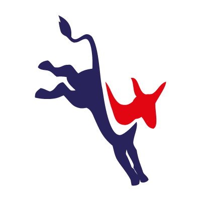 Democratic Party vector logo