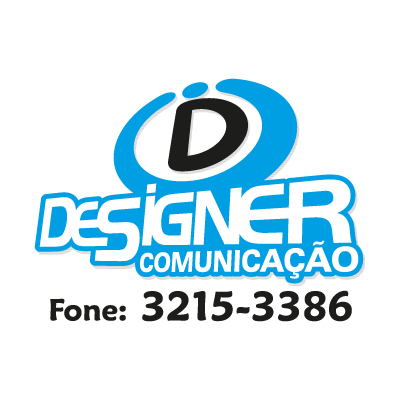 Designer logo vector