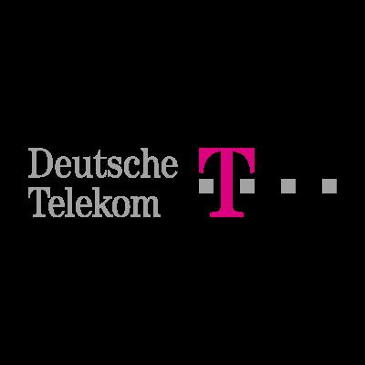Deutsche Telekom AG logo vector