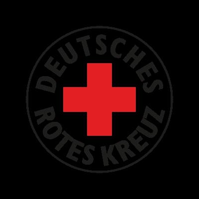 Deutsches Rotes Kreuz logo vector