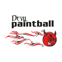 Devil Paintball vector logo