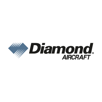 Diamond Aircraft vector logo