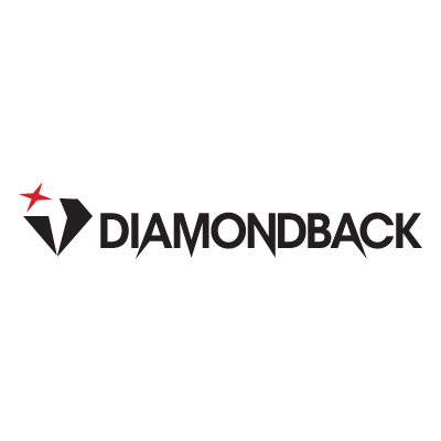 Diamondback logo vector