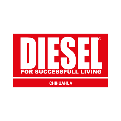 Diesel Clothing logo vector
