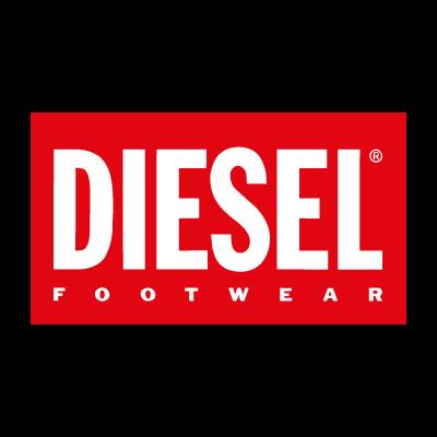 Diesel Footwear logo vector