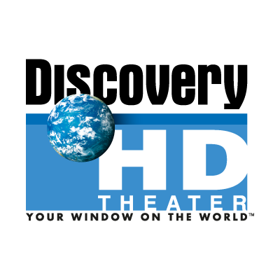 Discovery HD Theater logo vector