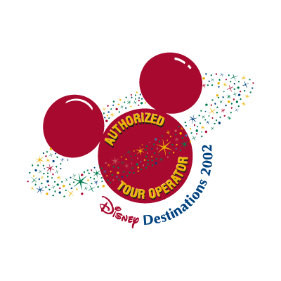 Disney Destinations logo vector