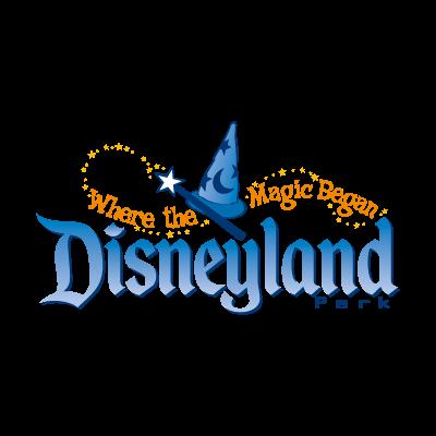 Disneyland Park logo vector
