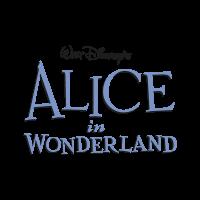 Disney's Alice in Wonderland vector logo