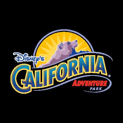 Disney's California logo vector