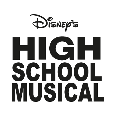 Disney's High School Musical logo vector