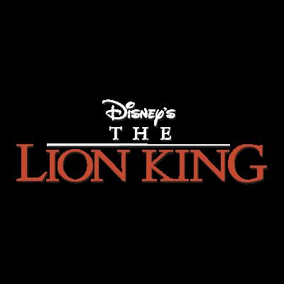 Disney's The Lion King logo vector