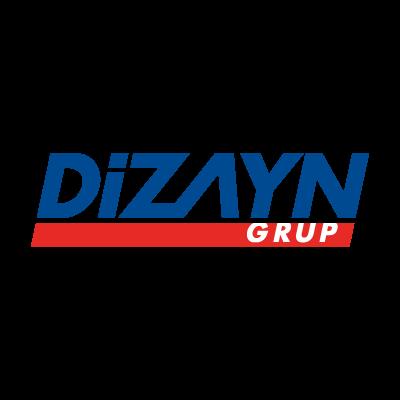 Dizayn grup logo vector