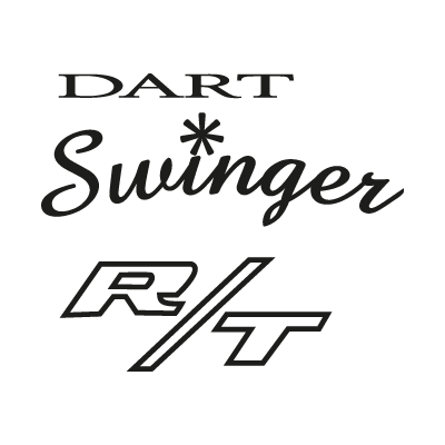 Dodge Dart Swinger logo vector