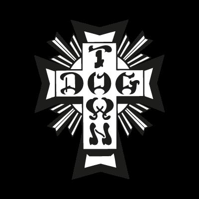 Dog Town logo vector