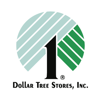 Dollar Tree Stores logo vector