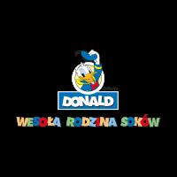 Donald Disney vector logo