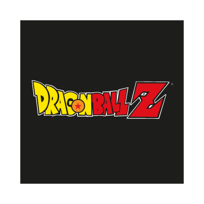 Dragon Ball Z Black logo vector