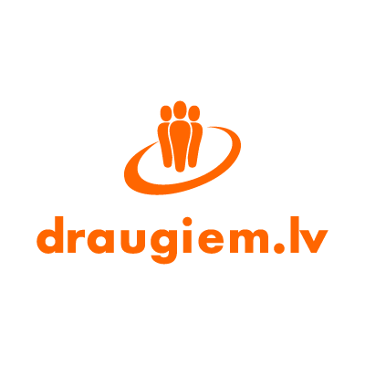 Draugiem.lv logo vector