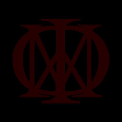 Dream Theater Black logo vector