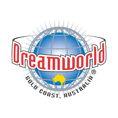 Dream World logo vector