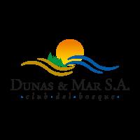 Dunas&Mar vector logo