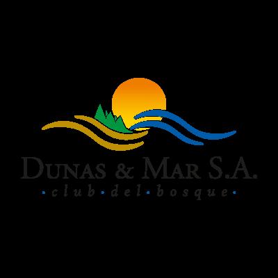 Dunas&Mar logo vector