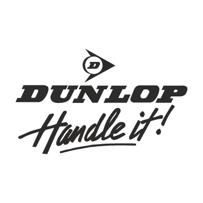 Dunlop Handle it! logo vector