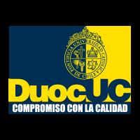 DUOC UC vector logo
