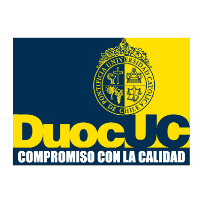 DUOC UC logo vector