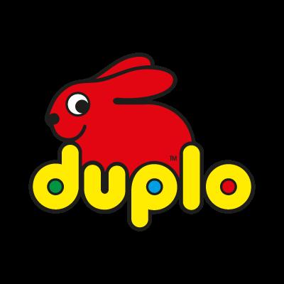 Duplo Lego logo vector