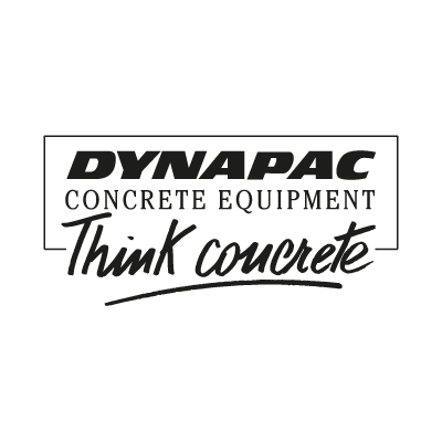 Dynapac Concrete Equipment logo vector
