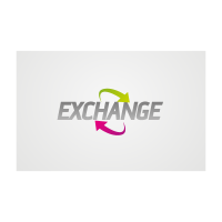 Exchange logo template