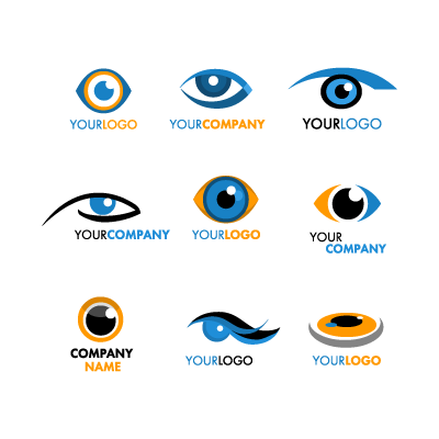 Eye Logotypes logo template
