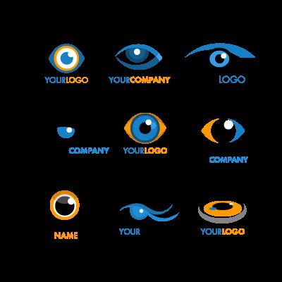 Eye Logotypes logo template