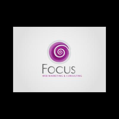 focus web logo template focus web logo template vector free download. Black Bedroom Furniture Sets. Home Design Ideas