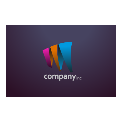 Future Tech Company logo template