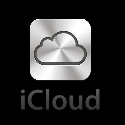 ICloud icon logo template