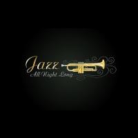Jazz night club logo template