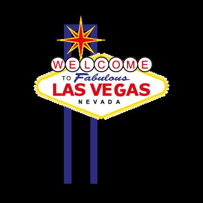 Las Vegas logo template